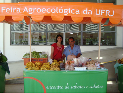 Fig. 3: Agroecological Fair, Taste and Knowledge Meeting